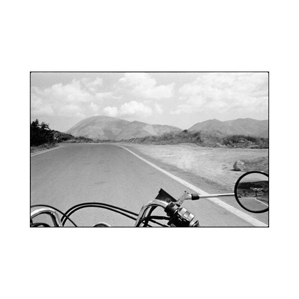 Crete by motorbike