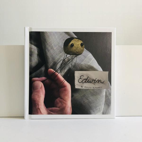 Edwin by Roslyn Schwartz - cover