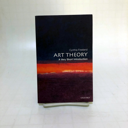 9780192804631 Art Theory Cynthia Freeland